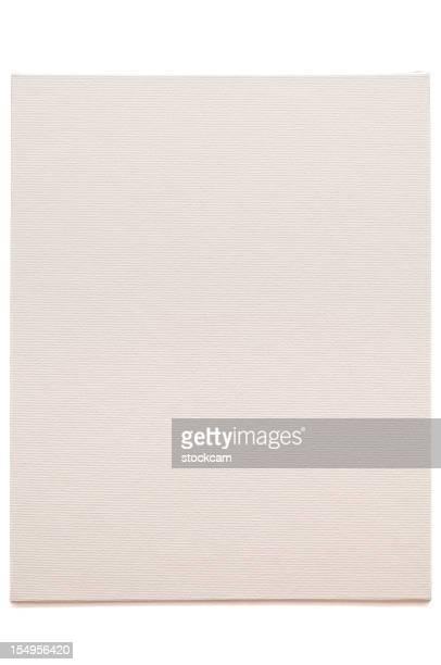 Blank artist linen canvas