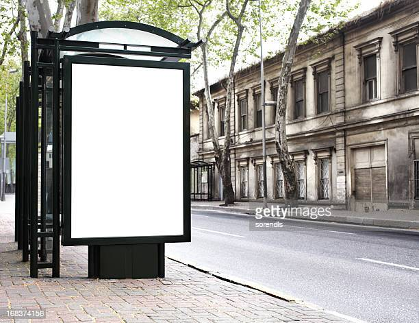 blank billboard xxl - blank chalkboard stock photos and pictures