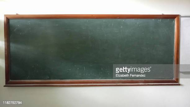 blank blackboard - blackboard stock pictures, royalty-free photos & images