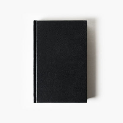 Blank book cover 939374158