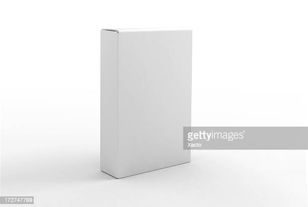 blank box template - white stock pictures, royalty-free photos & images