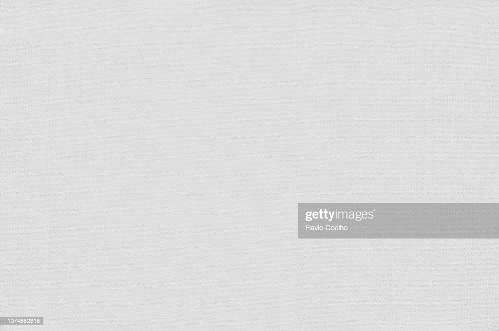 Blank canvas surface texture : Stock Photo