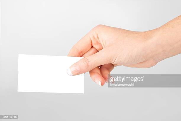 blank card - coupon stock photos and pictures