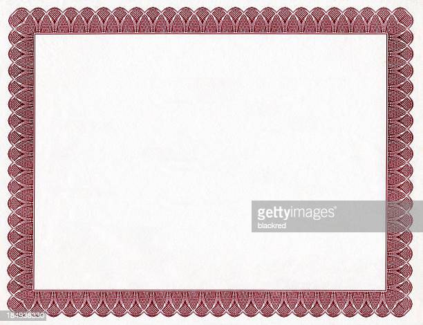 blank certificate - diploma stock pictures, royalty-free photos & images