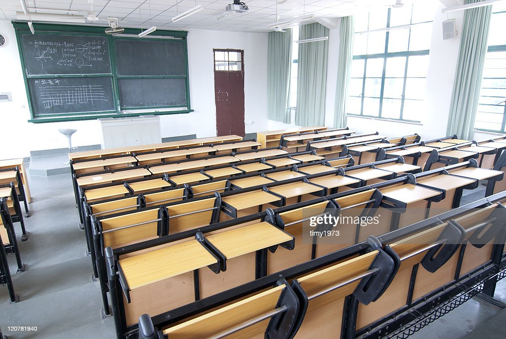 blank classroom stock photo getty images
