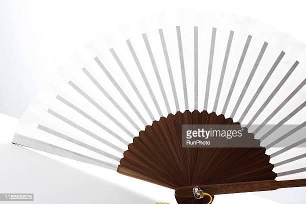 blank concept,folding fan,japan image