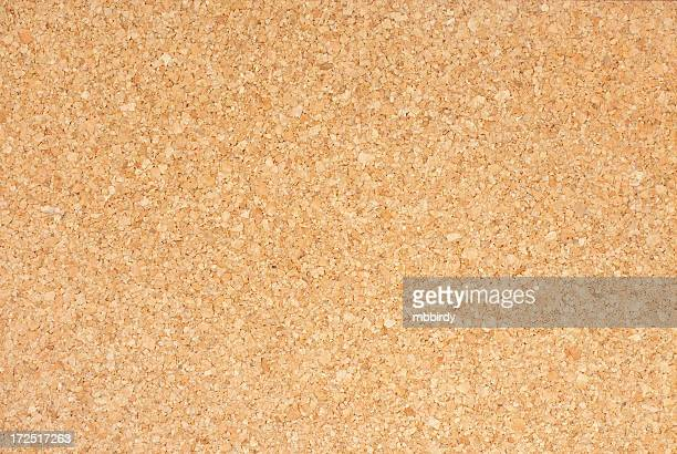 blank cork board background - cork material stock photos and pictures