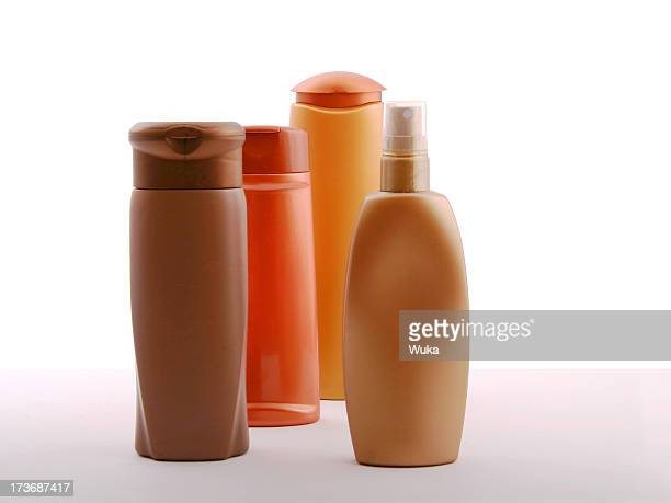 Blank cosmetics containers