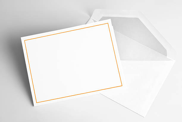 Free letter envelope images pictures and royalty free stock blank invitation card and envelope stopboris Image collections