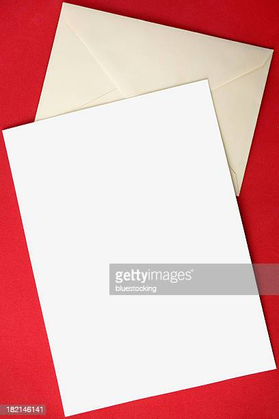 blank letter - invitation stock pictures, royalty-free photos & images