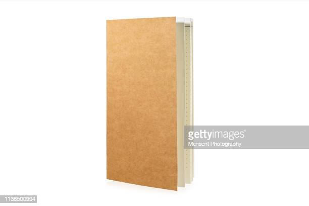 blank magazine book for white background - blank magazine ad stock pictures, royalty-free photos & images
