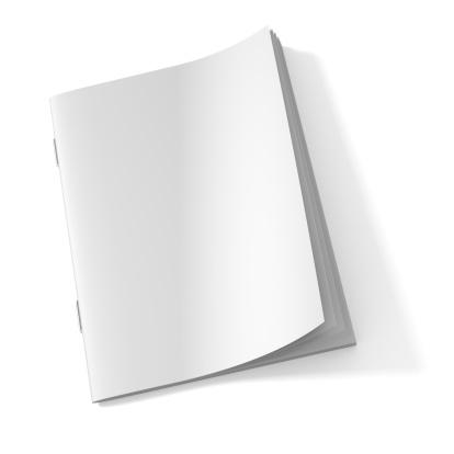 Blank Magazine book 185230840