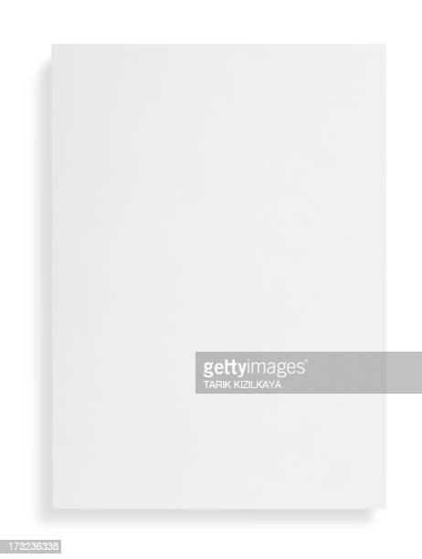 blank magazine cover - magazine page stock photos and pictures