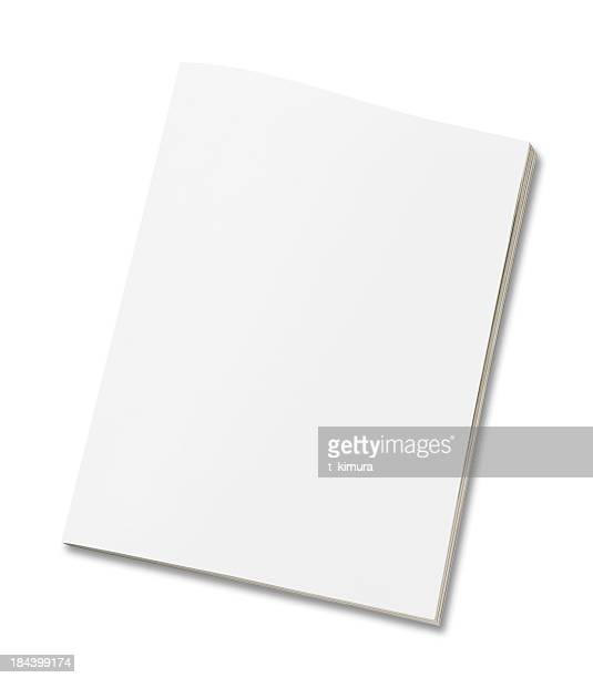 blank magazine - magazine page stock photos and pictures