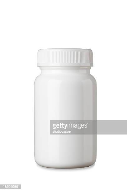 blank medicine bottle - pill bottle stock pictures, royalty-free photos & images