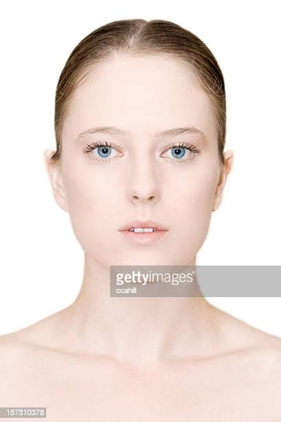 blank model - clavicle stock photos and pictures
