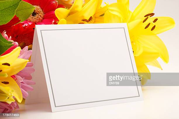 blank mother's day card - mothers day card stock pictures, royalty-free photos & images