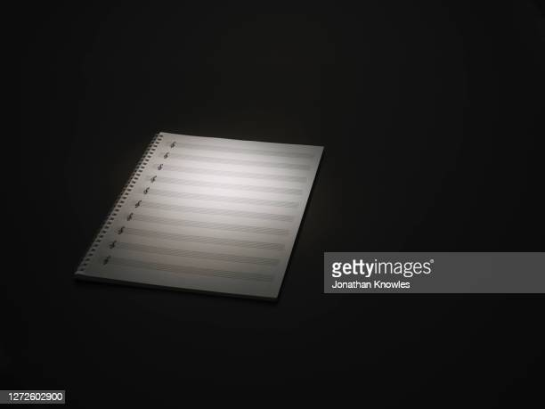 music manuscript - musical symbol stock pictures, royalty-free photos & images