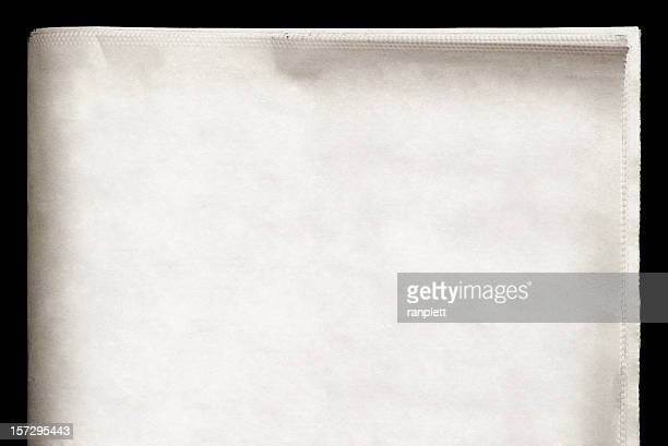extra! blank newspaper - newspaper stock pictures, royalty-free photos & images