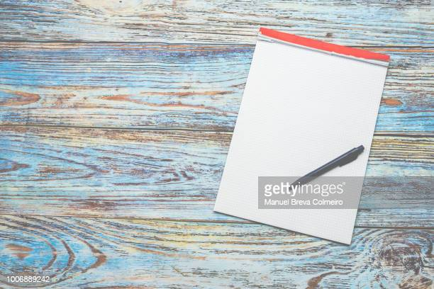 blank notebook - storytelling stock pictures, royalty-free photos & images