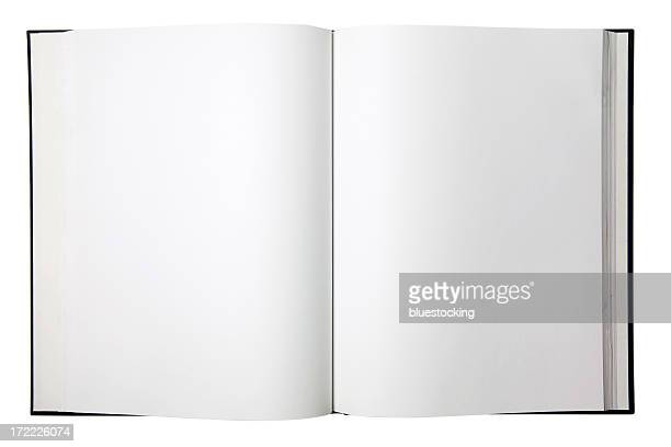blank open book - textbook stock pictures, royalty-free photos & images