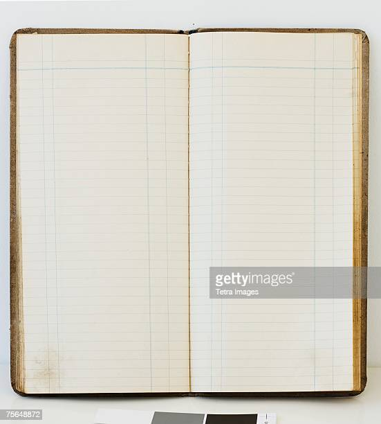 accounting ledger ストックフォトと画像 getty images