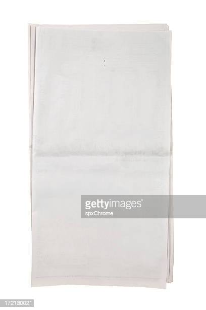 blank open newspaper - sparse stock pictures, royalty-free photos & images