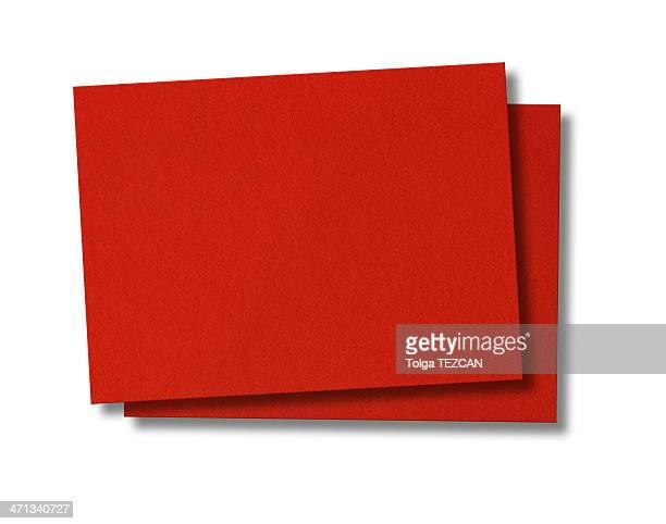 ブランクの紙 - メッセージカード ストックフォトと画像