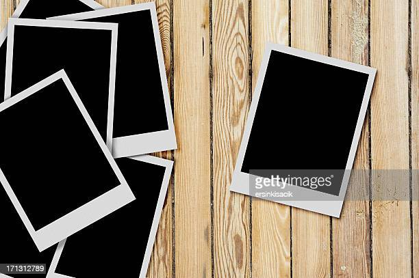 Blank Photo Papers