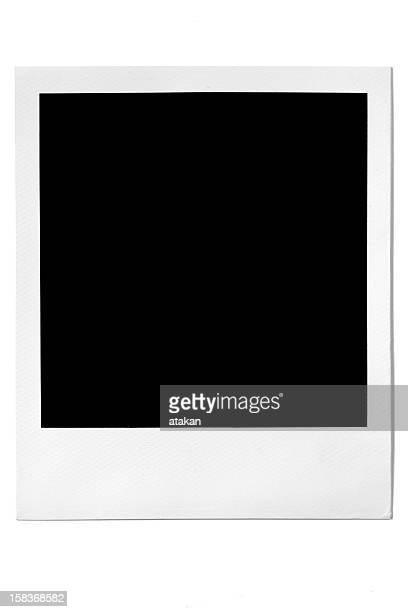blank photo - polaroid stock pictures, royalty-free photos & images