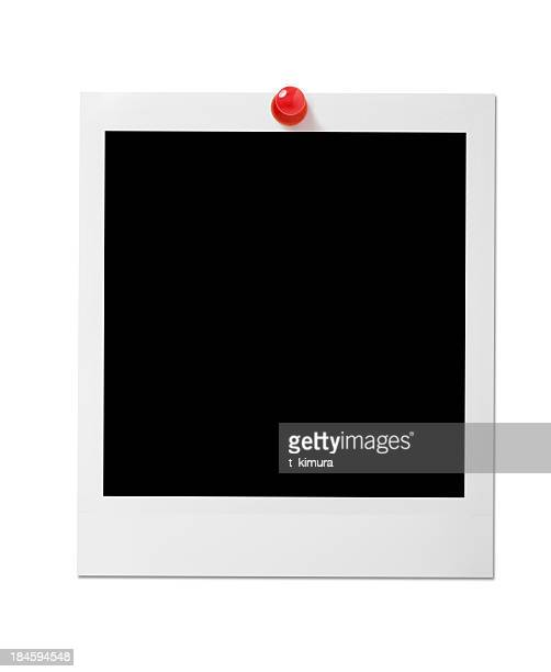 blank photo - push pin stock pictures, royalty-free photos & images