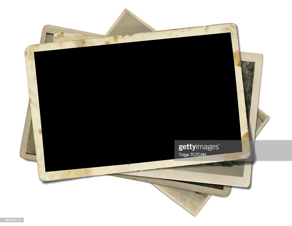 Blank photo : Stock Photo