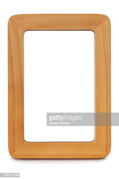 blank picture frame - andrew dernie stock pictures, royalty-free photos & images
