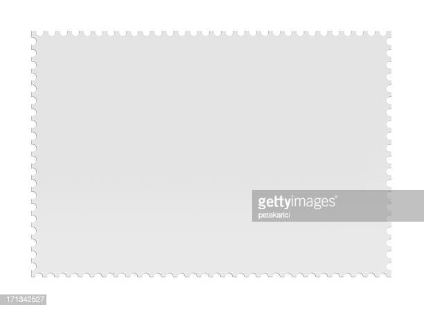 blank postage stamp - postage stamp stock pictures, royalty-free photos & images