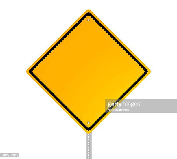 blank road sign - give way stock pictures, royalty-free photos & images
