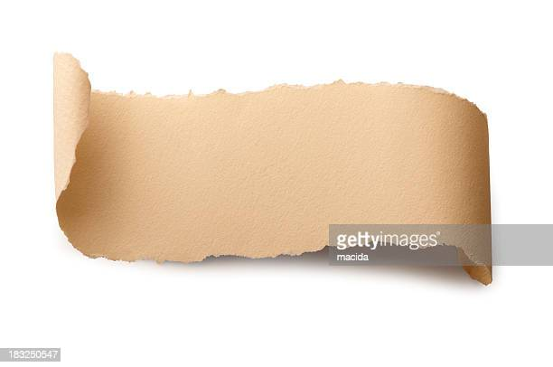 blank scroll 'clipping path'