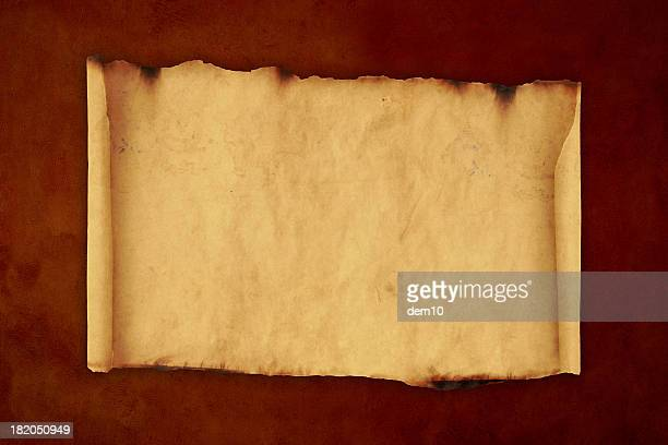 blank scroll - torah stock photos and pictures