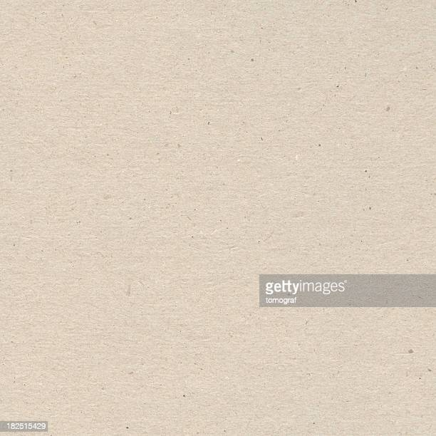 A blank sheet of unbleached recycled paper