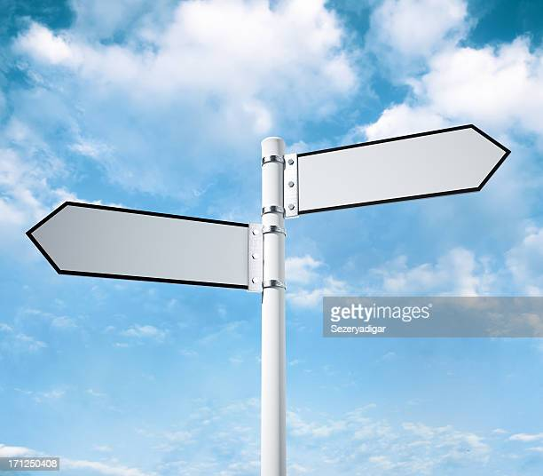 directional sign stock photos and pictures getty images