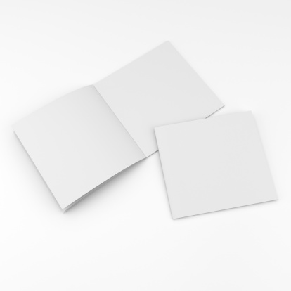 blank square catalog composition 494710191