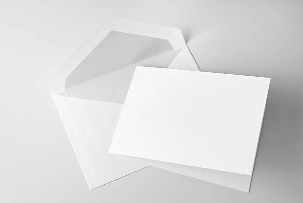 Free invitation letter images pictures and royalty free stock blank stationery card and envelope invitation stopboris Choice Image