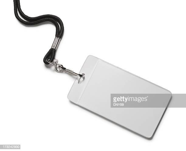 blank tag - name tag stock photos and pictures