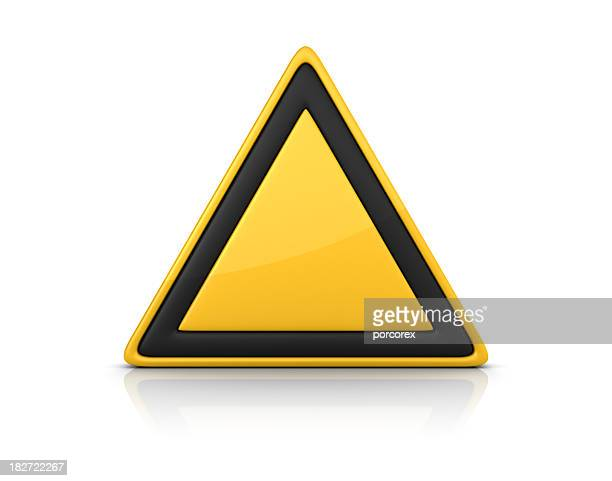 blank warning sign - error message stock pictures, royalty-free photos & images
