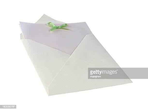 convite de casamento branco - wedding invitation imagens e fotografias de stock