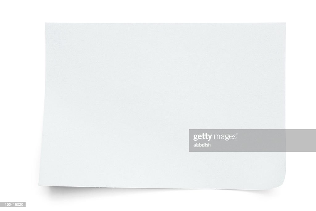 Blank white paper (xxxL 36MP) : Stock Photo