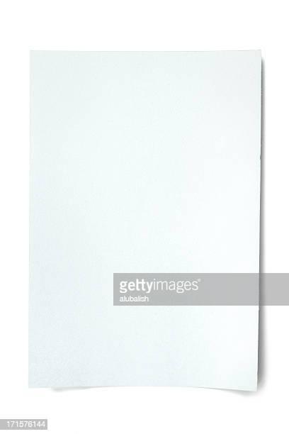Blank white paper (xxxL 36MP)