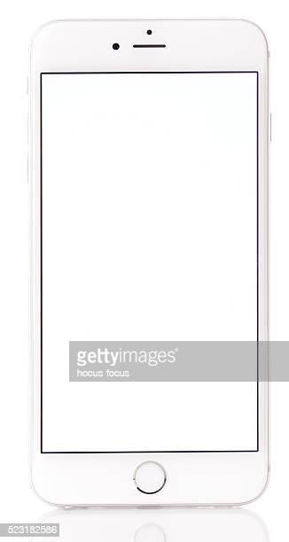 Blank white screen iPhone 6 Plus