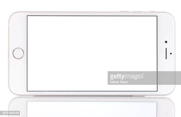 Blank white screen iPhone 6 Plus