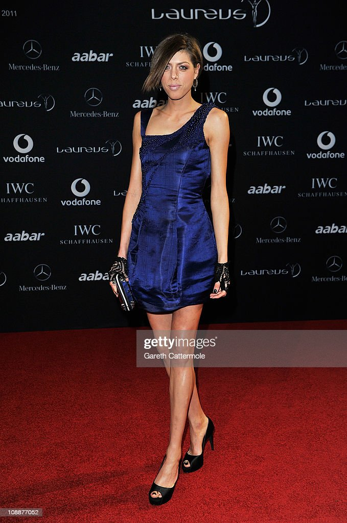 Attends 2011 Vlasic Blanka The Laureus Sports World At Awards N0vmnOy8w