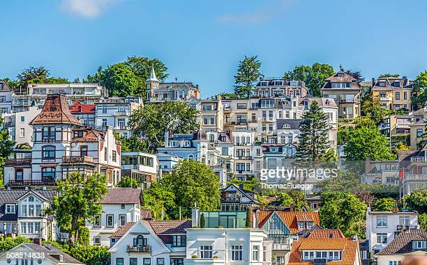 blankenese - hamburg - hamburg germany stock pictures, royalty-free photos & images